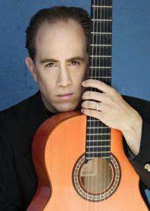 Chris Jacome Flamenco from Pistol River Concert Association