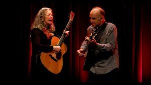 Kate Power and Steve Einhorn - Pistol River Concert Association